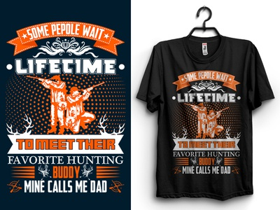 Hunting Tshirt Design