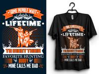Hunting Tshirt Design