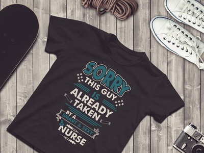 Nurse Tshirt Design
