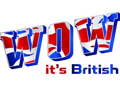 Wow British Logo 1