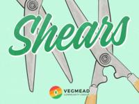 Vegmead Tool Appeal - Shears