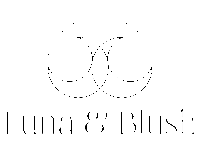 Luna & Blush Logo