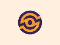 Circle Grid Logo Concept
