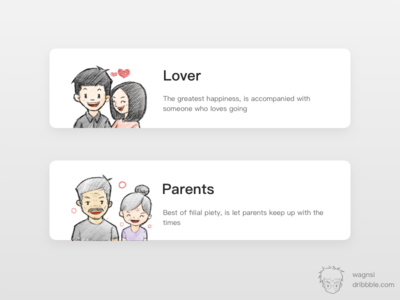 lover&parents