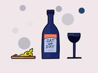 SAT UR DAY