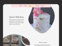 Bakery Redesign Concept V2