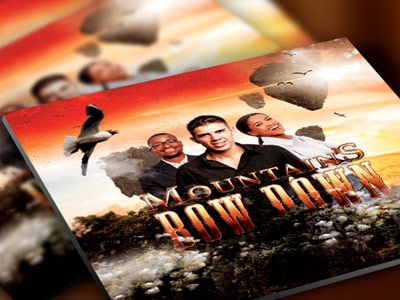 Mountains Bow Down CD Artwork Template church marketing album release autumn birds blue grass cd artwork cd cover church contemporary country demo dj fall gospel gospel artist harvest independent indie instrumental jazz loswl mixtape mixtapes mountains music promotion music session producer record label recording studio promotion sound