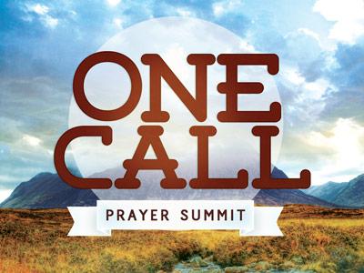 One Call Church Flyer Template