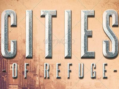 Cities of Refuge Church Flyer Template