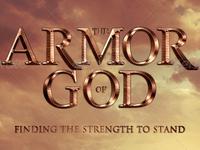 Armor of God Church Flyer Template