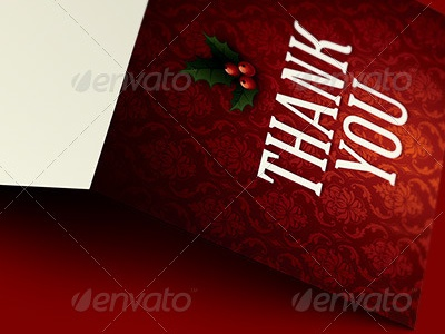 Ornate Christmas Thank You Card Template business holiday card christmas church card color options company thank you corporate greeting card corporate thank you dark gift greeting card holiday invitation