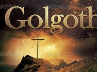 Golgotha Church Flye Template