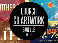 Church CD Artwork Bundle