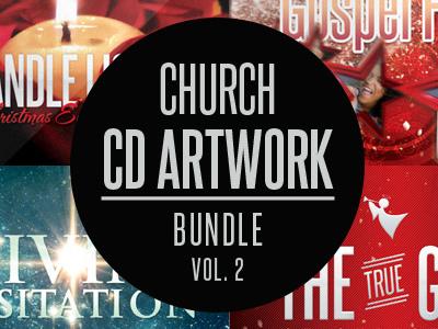 Church CD Artwork Bundle