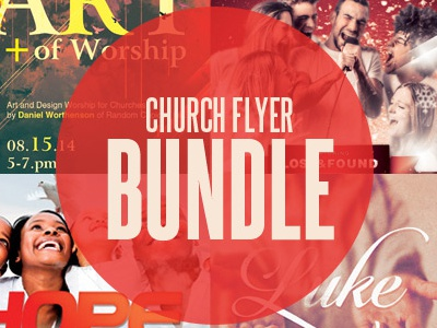 Church Flyer Template Bundle By Mark Taylor Dribbble