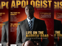Apologist Magazine Cover Template