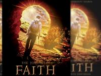 The Journey Of Faith Church Flyer Template
