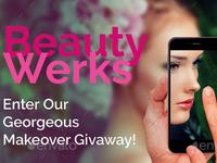Beauty Werks Social Media Flyer