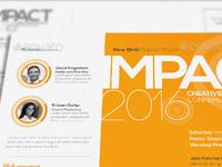 Impact Church Flyer Template