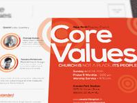 Core Church Flyer Template Tmb