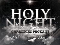 Holy Night Flyer