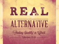 Real Alternative Church Flyer and CD Template