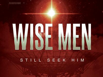 Wise men still seek him church flyer template 400