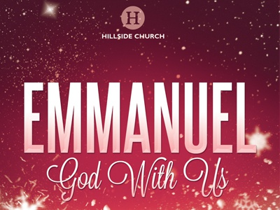 Emmanuel Church Flyer Template