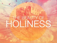 Beauty of Holiness Church Flyer Template
