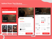 Cinema Ticket Booking App