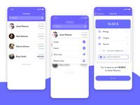 Managing payments between friends - iOS App