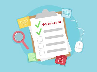 Checklist Graphic check trust checklist flatgraphic business marketing vector illustration design branding