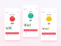 Healthcare app Gloocause - Glucose levels