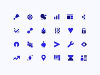 Polidea's Icons Set . Part 1