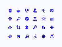 Polidea's Icons Set . Part 2