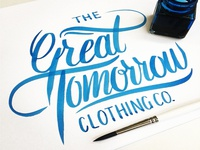 Project365 #40 Great Tomorrow Clothing CO