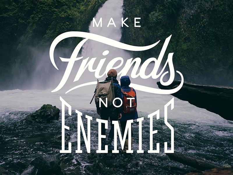 Friends dribbble
