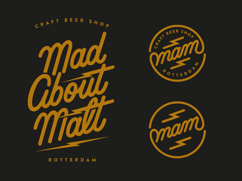 Mam logo alternates