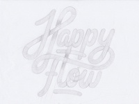 Happy flow   dribbble2