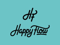 Happy flow   dribbble4