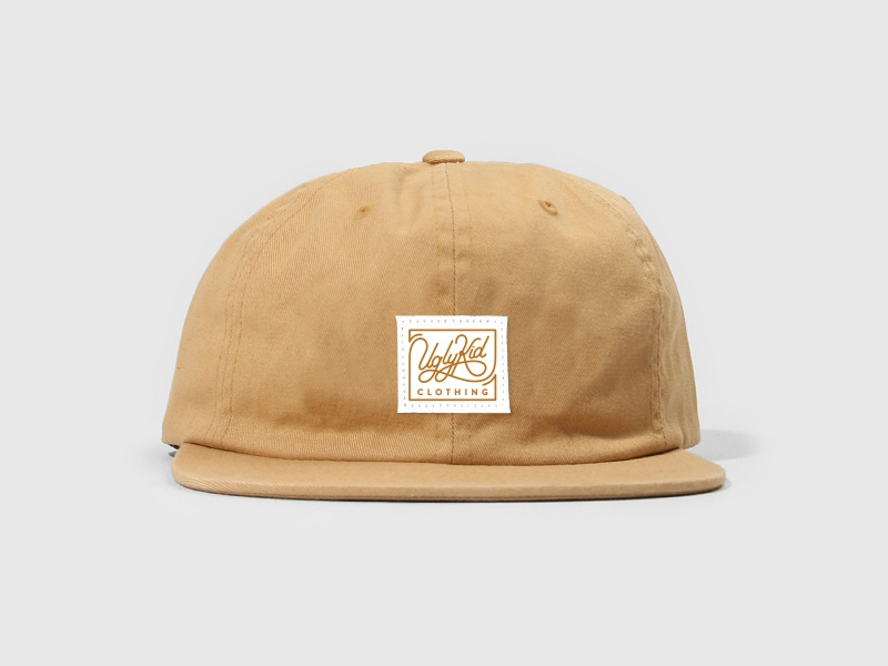 Uglykidclothing label dribbble cap