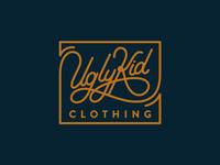 Ugly Kid Clothing: LABEL LOGO