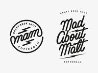 Mam Rtterdam logo's