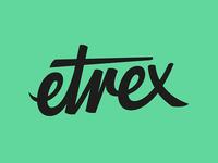 Etrex Logodesign