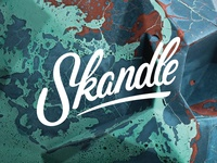 Logo design for Skandle