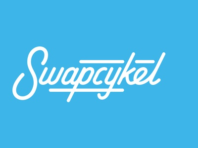 Swapfiets logo country variations swapcyclette swapcykel swapcycle swaprad swapfiets