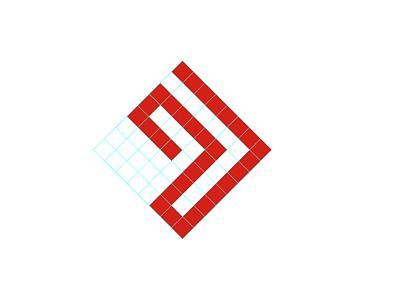 On Tack logo/monogram monogram branding vector identity design type logodesign custom logo typography