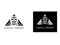 Castell Therapy Logo Treatment