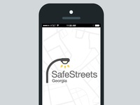 Safestreets Launch Screen