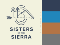 Sisters of the Sierra Logo